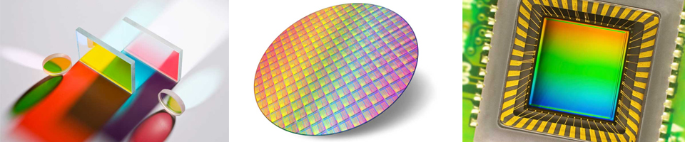 Salvo Coatings - Glass Dichroics, Active Wafer Deposition, Electro-Optical Integration